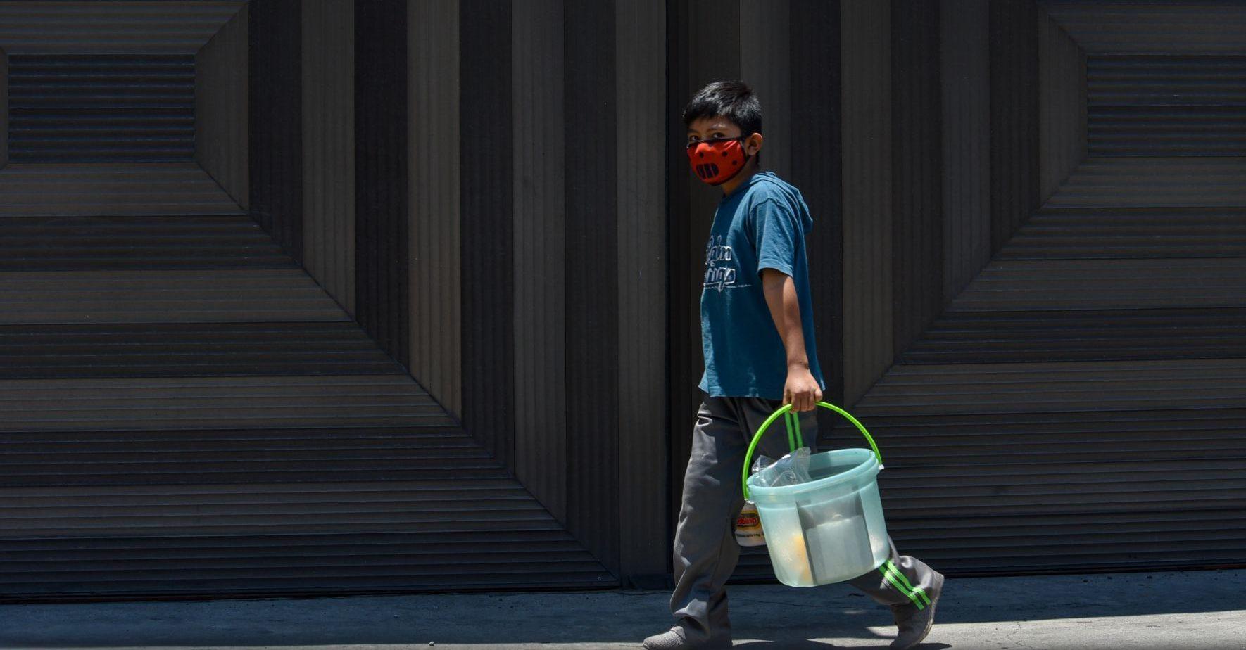 Hasta 30 mil menores de edad empezarán a trabajar por el impacto de la pandemia