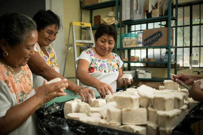 La 4T también impone megaproyectos en territorio maya: Leydy Pech
