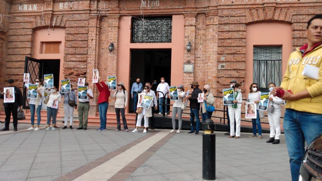 Marchan para detener ola de desapariciones en Chapala (Jalisco)