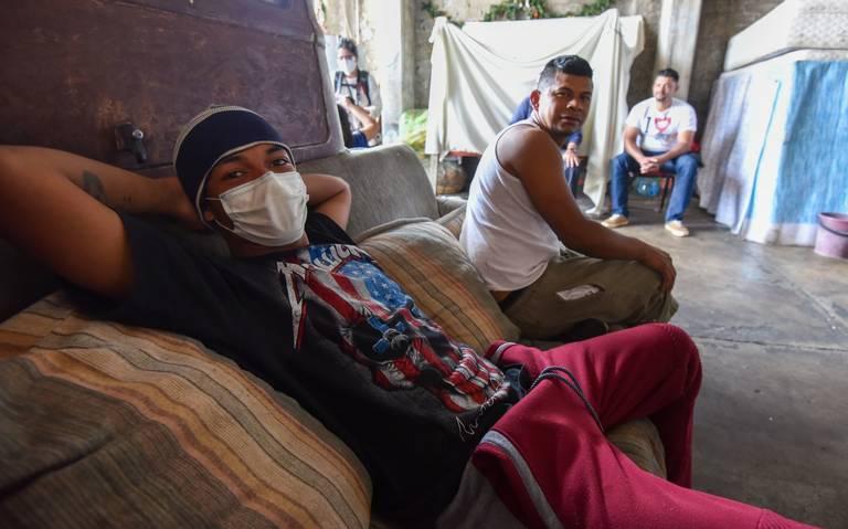 Migrantes a la mitad del camino (Estado de México)