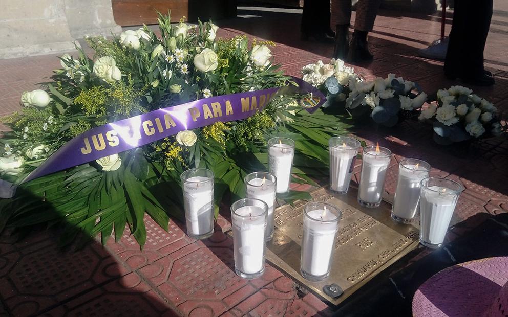 """""""Es la oportunidad de resolver el crimen de Marisela Escobedo"""" (Chihuahua)"""