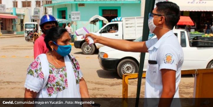 México subregistró más de 9 mil casos de indígenas contagiados por covid-19