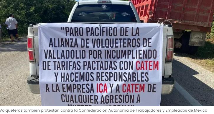 Acusan explotación y racismo (Yucatán)