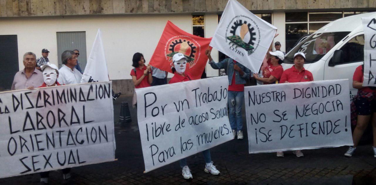 Jalisco: trabajadoras organizadas enfrentan abusos de las maquilas