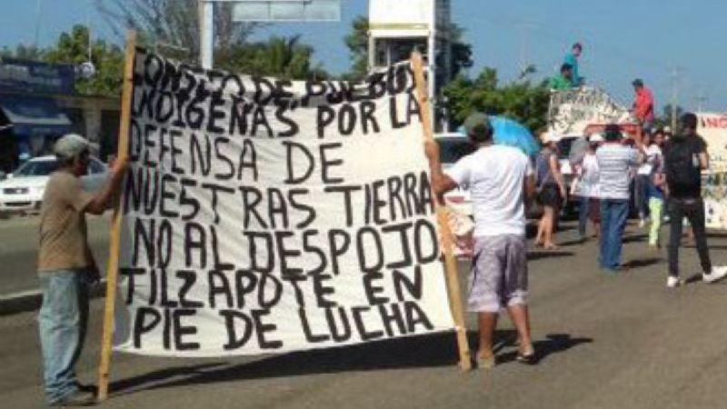 Con expediente apócrifo pretenden desalojar a comunidad para construir complejo en Oaxaca