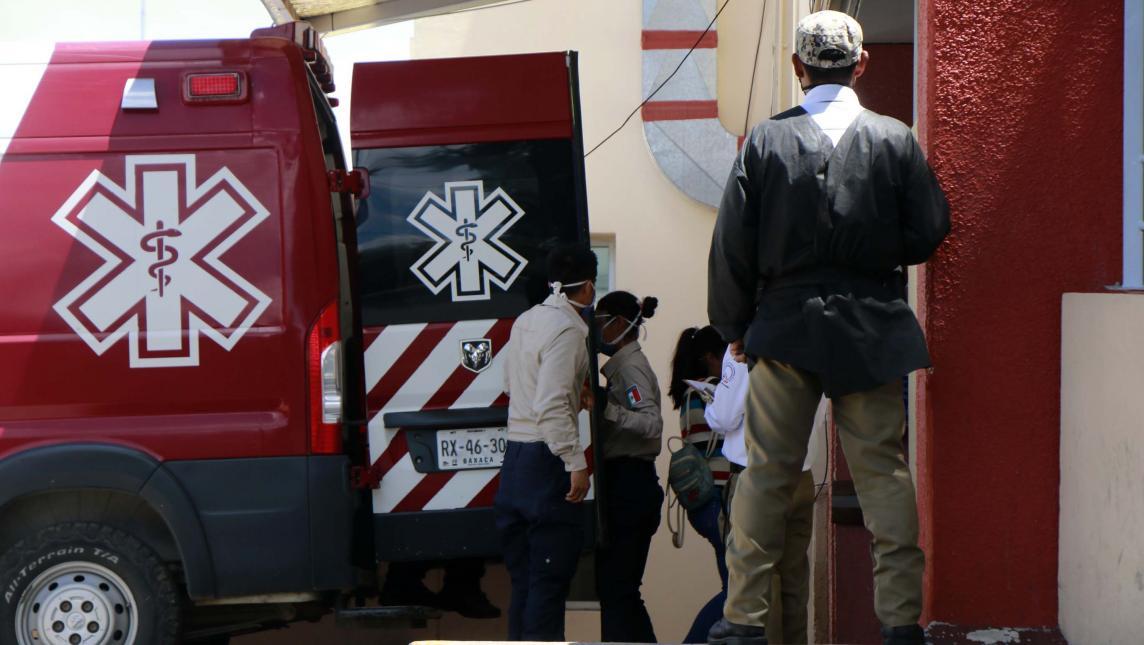 COVID-19 ha contagiado al 13.2% del personal de Salud en Oaxaca