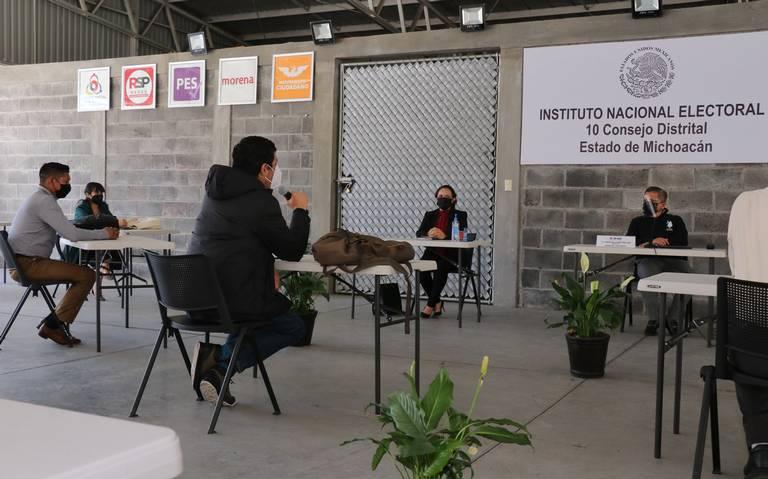 Comunidades defenderán en tribunales la no instalación de casillas  (Michoacán)