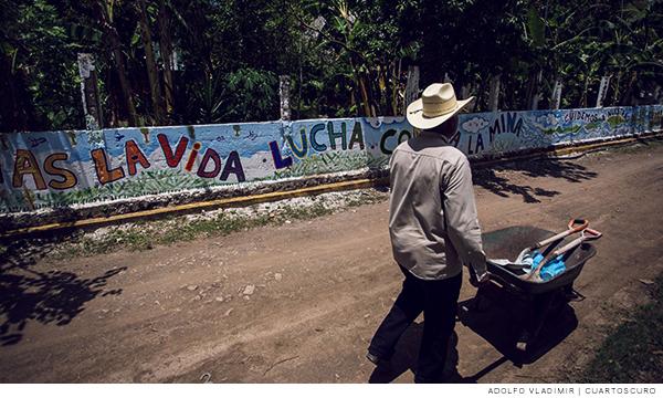 Rema celebra 12 años de resistencia del pueblo de Salaverna contra la minería (Zacatecas)