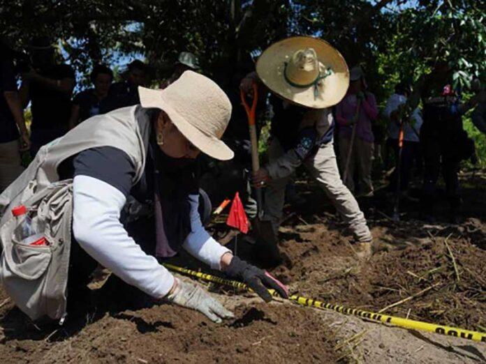 Encuentran nueva fosa clandestina (Nayarit)