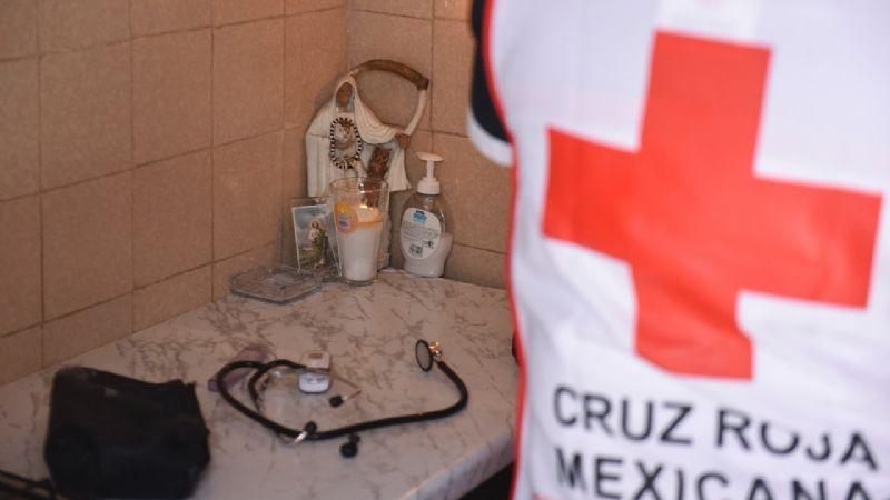 Por falta de recursos, Cruz Roja anuncia la suspensión temporal de sus servicios en Tuxtepec (Oaxaca)