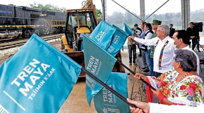 El Ejército recibirá los ingresos del Tren Maya, sin pasar por la SHCP: Fonatur