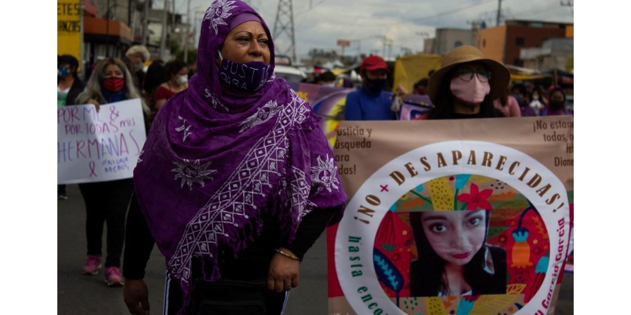 CRÓNICA DE UN GRITO PARA ENCONTRARTE, NORMA DIANEY GARCÍA (Estado de México)