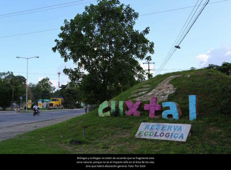 Por paso de Tren Maya, investigadores exigen transparencia de recursos en Cuxtal
