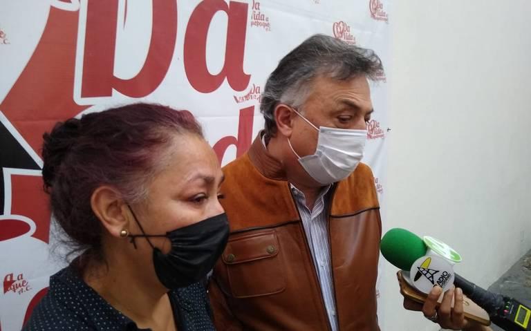 Madre pide a autoridades que le entreguen los restos de su hijo, en octubre de 2019 fue localizado en fosa clandestina (Jalisco)