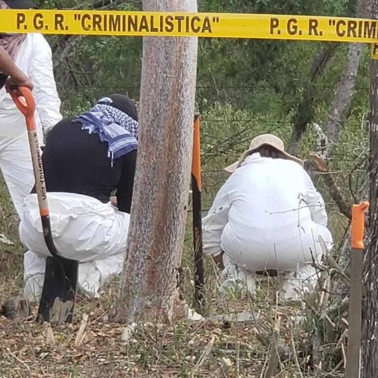 Fosas de Santa Rosa: Exterminio impune (Colima)