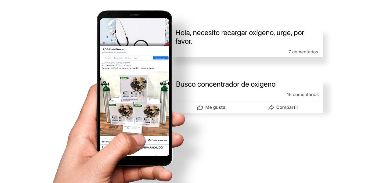 S.O.S. Covid Toluca, la sociedad civil se organiza para hacer frente a la enfermedad (Estado de México)