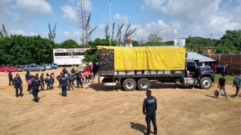 Preocupa a la CIDH el trato a migrantes por parte del gobierno de AMLO
