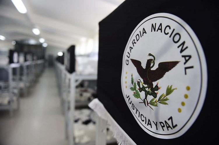 Llegan 600 elementos de la GN a Jalisco