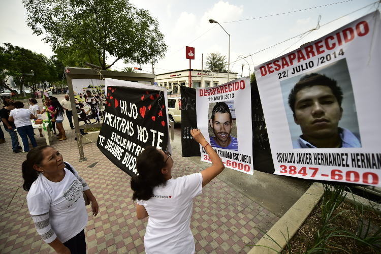 Jalisco, con 10 mil 105 desaparecidos