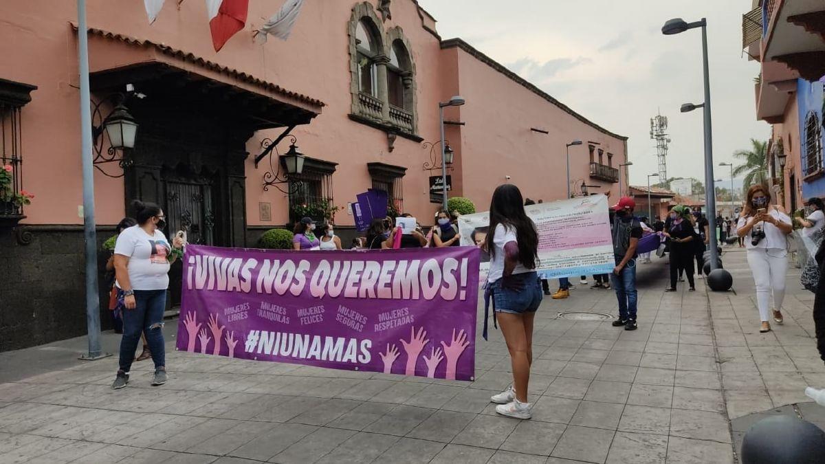 Exigen abatir los feminicidios (Morelos)