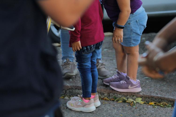 Padres protestan por falta de fármacos para sus hijos (Jalisco)