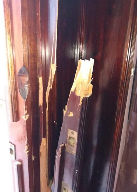 Allanan y roban artículos de la vivienda de Francisco Canul, el periodista que difundió primero el caso de Victoria, la mujer asesinada por policías en Tulum (Quintana Roo)