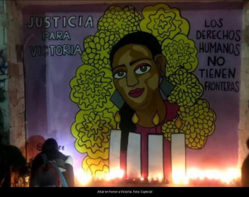 """""""¡El paraíso huele a sangre!"""", claman mujeres en el Caribe mexicano"""