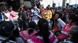 Denuncian a medios e instancias por re-victimización en el caso de Maricela Escorza, otomí asesinada en la CDMX
