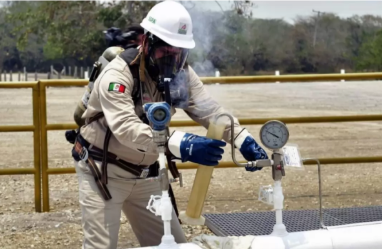 Amplían perforación de pozos petroleros con método del fraking (Veracruz)
