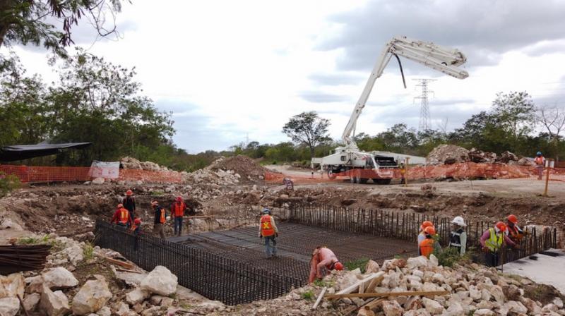 Tren Maya agravará contaminación del acuífero de Yucatán