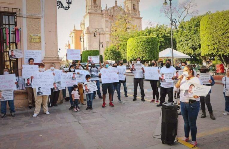 Desapariciones no cesan en Jalisco: exigen la aparición con vida de Cristian, joven músico y comerciante desaparecido en Lagos de Moreno