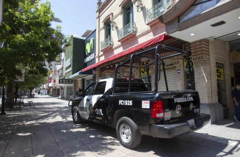 Elementos de Fuerza Civil de Nuevo León detienen arbitrariamente y golpean a reportera Vianca Treviño