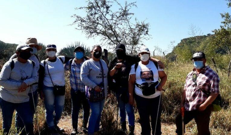 Roban herramientas a colectivo de desaparecidos de Colima