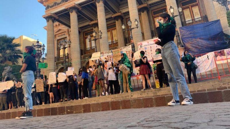 Feministas exigen justicia para Bibiana, menor de 12 años asesinada en Guanajuato