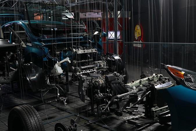 Afectan paros técnicos en planta A-1 de Nissana 10 mil trabajadores en Aguascalientes durante mayo