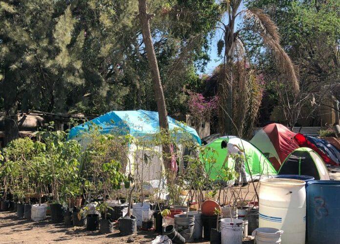 Vecinos y activistas de Huentitán preparan explanada cultural en predio de Iconia (Jalisco)