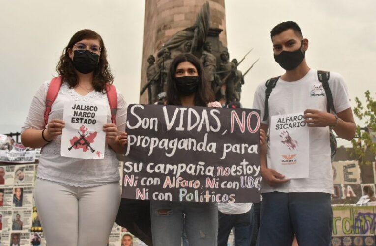«Es protesta, no política»: Miles marchan para exigir justicia para los hermanos González Moreno (Jalisco)