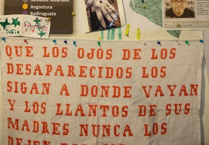 La transformación de María Isabel, una madre buscadora (Sinaloa)