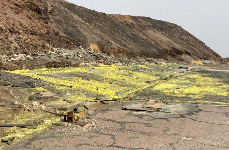 A 4 años de sanción, Química Central sigue contaminado (Guanajuato)