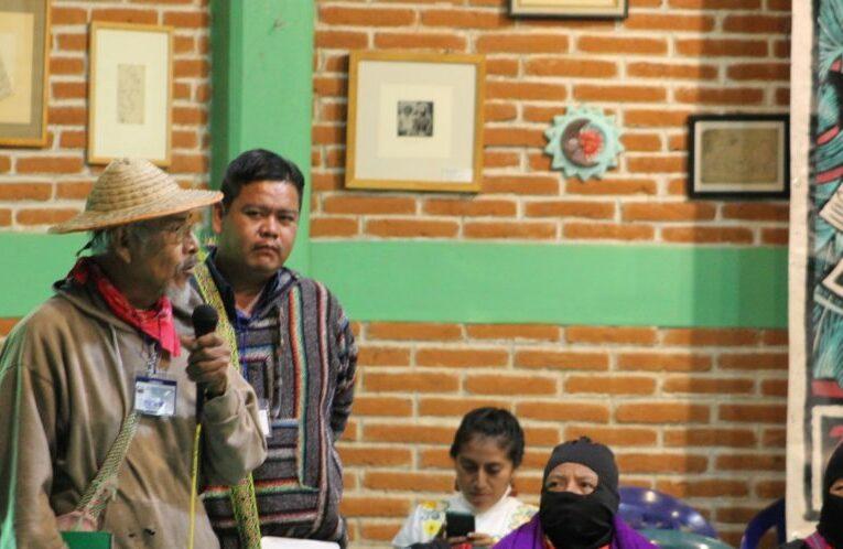 Oaxaca: Rechazan la imposición y simulación de consultas indígenas para la instalación del Corredor Interoceánico, del Istmo de Tehuantepec