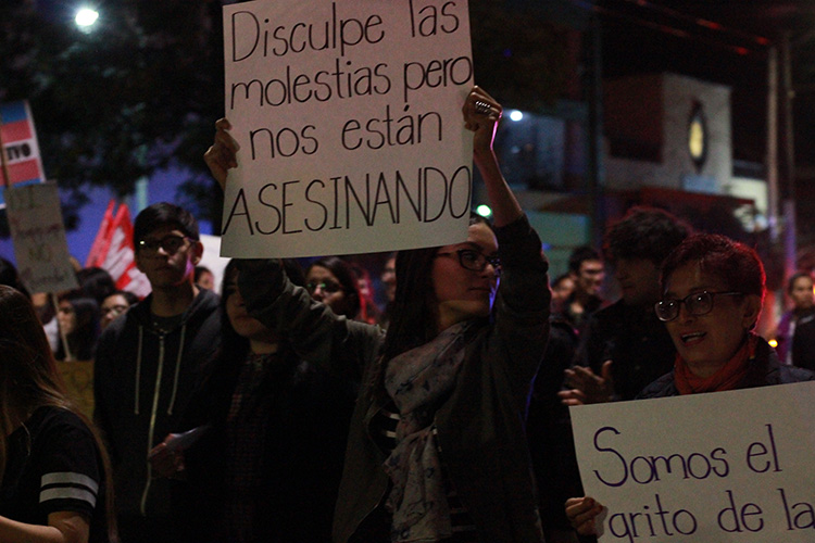 Crece asesinatos de mujeres en 17% (Jalisco)
