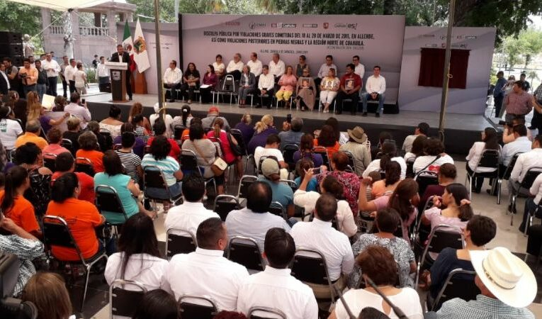 Familias rechazan participar en ceremonia de disculpa pública por la masacre de Allende (Coahuila)