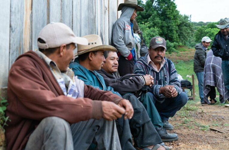 Pueblos en resistencia a megaproyectos se reúnen en Oaxaca