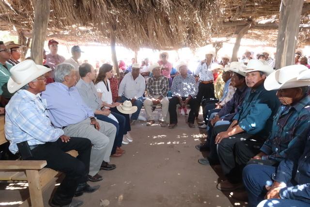 México, entre el acaparamiento de agua y la sequía