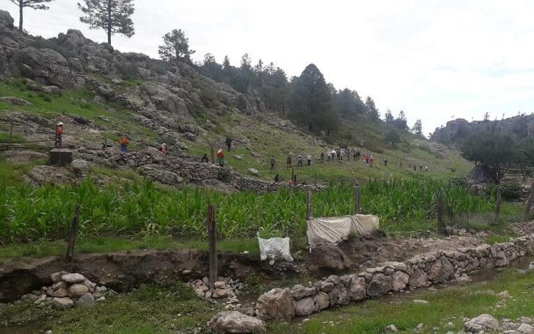 Hambruna y sequía hacen emigrar a indígenas de sus pueblos (Chihuahua)