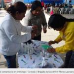 Fortalecen salud comunitaria en Amilcingo, Morelos.