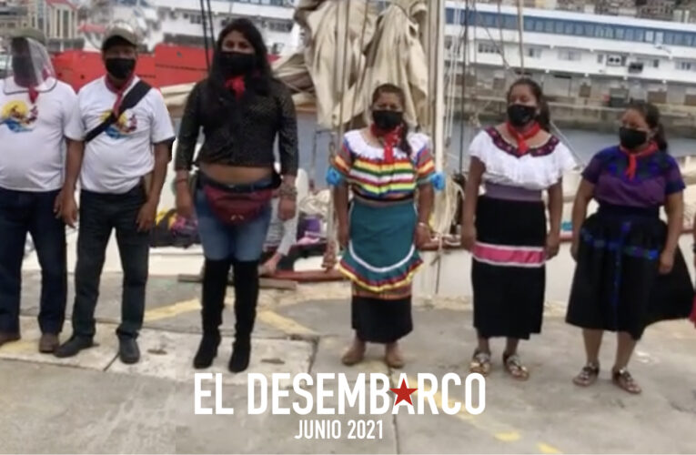 EL DESEMBARCO