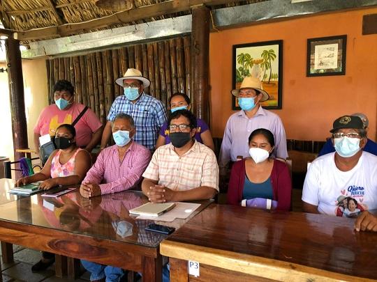 Pueblos del Istmo advierten que el corredor interoceánico no es el progreso que necesitan (Oaxaca)