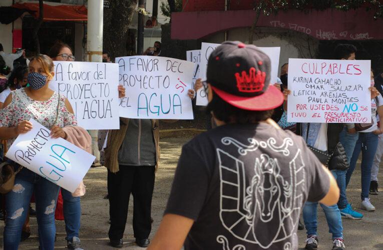 Alcaldía de Xochimilco enfrenta a dos pueblos por la disputa de agua (Ciudad de México)