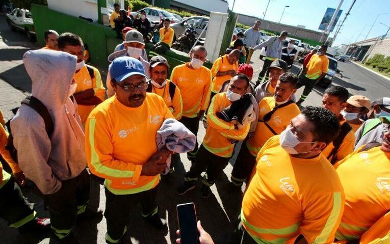 Aumentarán sueldo a personal de recolección de basura  (León, Guanajuato)